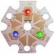 Circuito Impreso (Alu-Pcb) para 3 Led CREE XP y Rebel