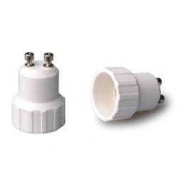Adaptador de Lámparas E14-GU10