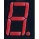 Display Led un dígito Cátodo común Rojo
