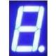 Display Led un dígito Ánodo común Azul