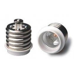 Adaptador de Lámparas E27-E40