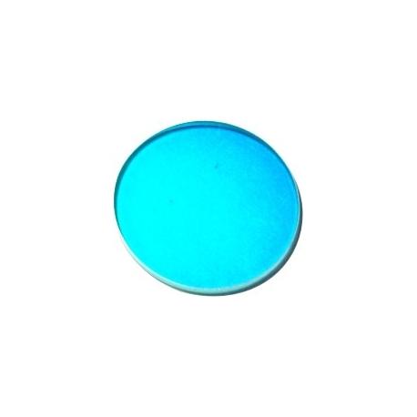 Cristales Tintados azul para focos y Linternas