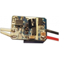 Driver Led AT1313 GU10-E27 220v AC 640mA 1x3w