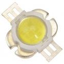 Led 10w 9 Chip con Lente, Blancos y RGB