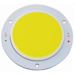 COB Led Redondo de 54mm de potencia
