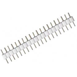 Conector macho de 40 pin
