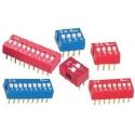 Interruptores Mini Dip de Circuito Impreso