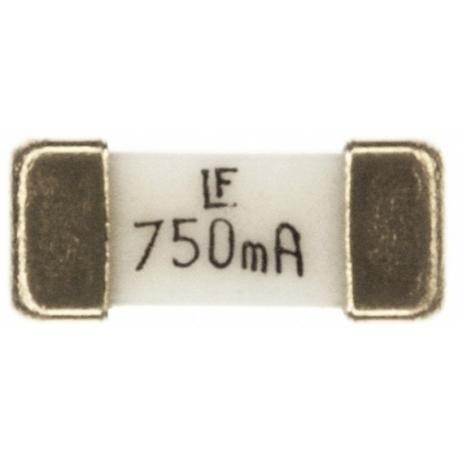 Fusible SMD Nano SMF 750mA