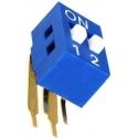 Interruptores Mini Dip Acodados