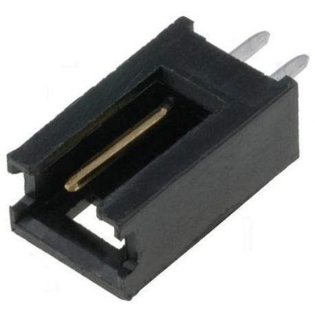 Conectores AMP-MOD paso 2.54mm 2pin