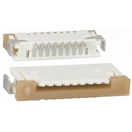 Conectores Molex MX FPC-Zif SMD 8pin