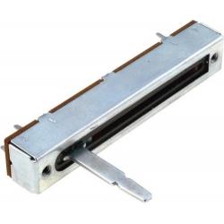 Potenciómetros Deslizantes 73x12x14mm, eje de 25mm