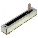 Potenciómetros Deslizantes 73x12x11mm, eje de 15mm