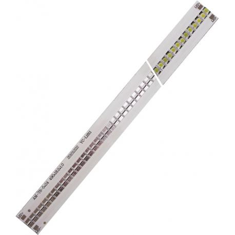 Pcb en linea Tubos Led T5 120 Led 3528