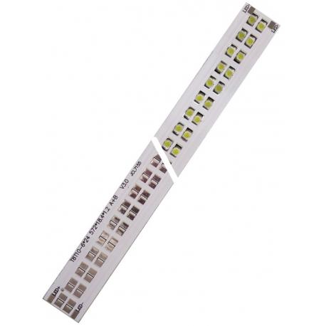 Pcb en linea para Tubos Led T5 144 Led 3528