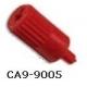 Ejes de mando para Potenciómetro CA9-9005 Rojo
