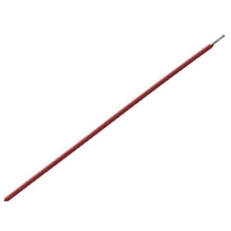 Cables de Silicona 130º 0.75mm Marron