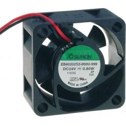 Ventilador refrigeración de 24v 40x40x20mm