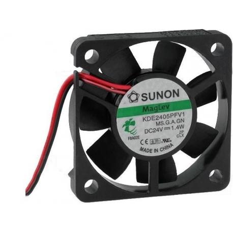 Ventilador refrigeración de 24v 50x50x10mm