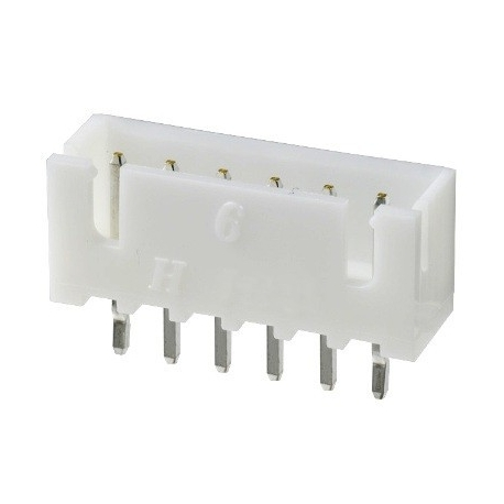 Conectores JST 6pin