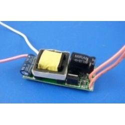 Driver Led AT1313 GU10-E27 220v AC 1x5w, 650mA
