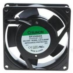 Ventilador refrigeración de 220v. 92x92x25mm
