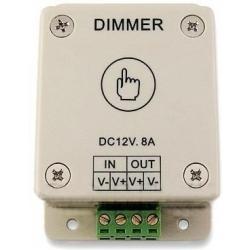 Controlador Sensor PWM para Led 12-24v
