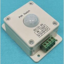 Pir Sensor PWM para Led 12/24v.