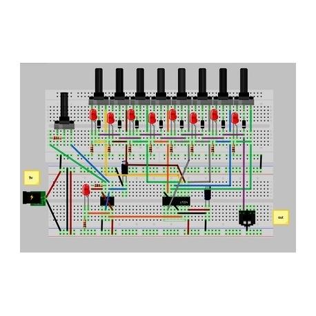 Programa para creación de circuitos