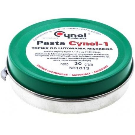 """Pasta de soldar Cynel """"Flux sólido"""""""