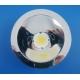 Reflector Metalizado de 57x22mm para Led 5-10-20w