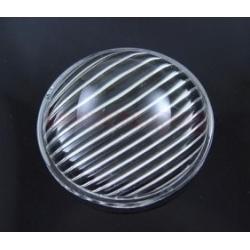 Lente de cristal de 50x23mm