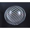 Óptica de cristal de 50mm