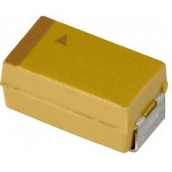Condensadores de Tantalos SMD