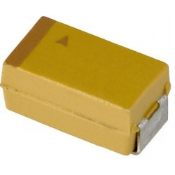 Condensadores de Tantalos, Tantalio SMD