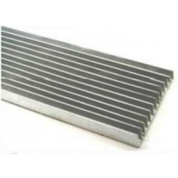 Disipador Térmico de Aletas de 100x15mm