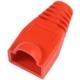 Capuchones para Conectores RJ45-50 Rojo