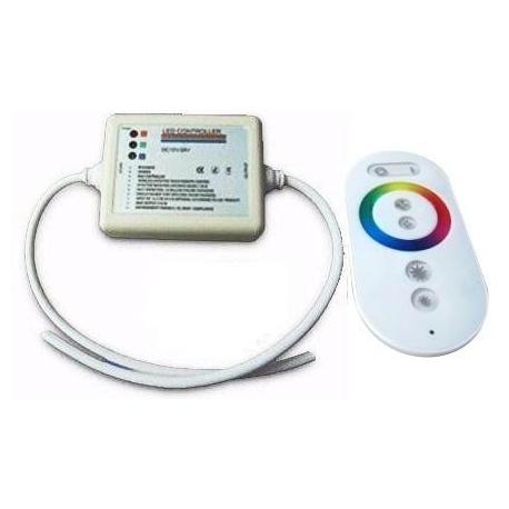 Dimmer Touch control para Led 12/24v. Mando Blanco