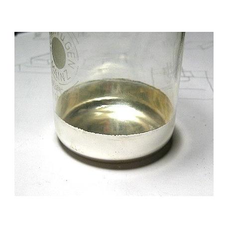 Plateado de ópticas de cristal
