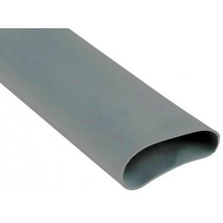 Tubo Aislador silicona de 18mm