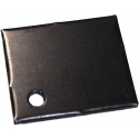 Disipador para Transistores 29x24x2mm Negro