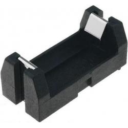 Portapilas Circuito Impreso Keystone 1/2 AA, R6 1017
