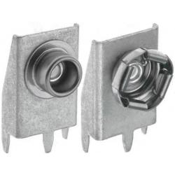 Clips Porta pilas-Baterías 9v, 6F22