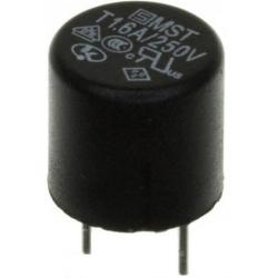 Fusibles Redondos Miniatura de 5mm TR5