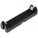 Porta pilas-baterías 1 x AAA, LR03, 10440