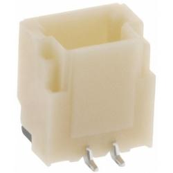Micro Conectores macho paso 1mm 2pin