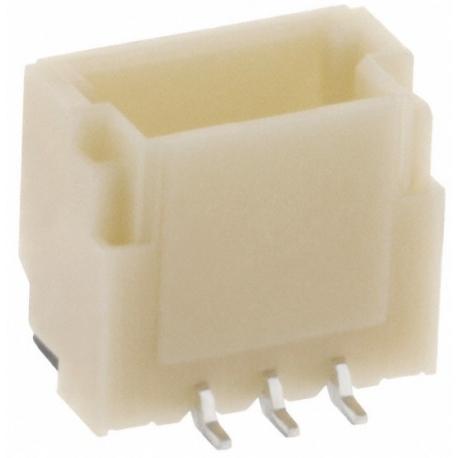 Micro Conectores macho paso 1mm 3pin