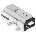 Conector USB B-Macho SMD 4 pin