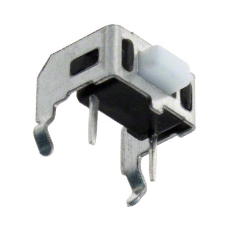 Pulsador Tact Switch SMD acodado de 6x3x3mm