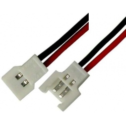 Conectores Molex 2 Pin con Cable 51005-51006 paso 2mm